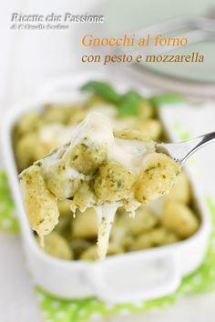 My Favorite Food, Favorite Recipes, Good Food, Yummy Food, Tortellini, Mozzarella, Italian Recipes, Food And Drink, Tasty