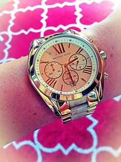 Michael Kors Watches Women - I want this oversized watch