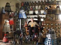 You would make a good Dalek