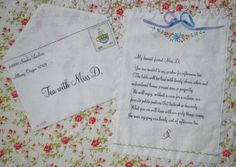 Beautiful idea for a quilt label!