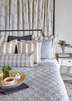 Hertex Fabrics is s fabric supplier of fabrics for upholstery and interior design Interior Concept, Interior Design, Hertex Fabrics, Fabric Suppliers, Comforters, Upholstery, Quilts, Blanket, Bedroom