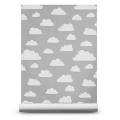 This classic print designed by Gunila Axén in the 60's, has been made into a wallpaper! The clouds print has a wonderfully simple and retro feel about it, and this print will look perfect in a modern nursery or child's bedroom. Printed by Duro of Sweden, the wallpaper is coated with an environmentally friendly varnish, that makes it extra washable and wear resistant - perfect for a kids room! You can order samples of all of our wallpapers here.