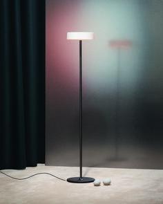 LED Steh Leuchte Höhe 100 cm Außen Beleuchtung Garten Stand Lampe Big Light