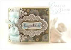 Floral card using @JustRite Papercraft, Inc. newest release Thank You Labels Twenty and Large Fancy Sentiments