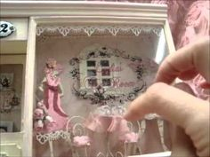 WOC DT Project - Tea Time Altered Cigar Box - YouTube