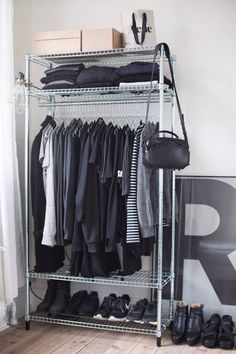 http://shoproomideas.com/wp-content/uploads/2017/02/diy-open-concept-closet-cothing-rack-wardrobe-display-modern-chic-minimalist-design-feminine-metal-rack-storage-ideas-clothes-dresses-shoes-small-spaces-apartment-bedroom-closet-scandinavian-nordic-.jpg