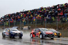 FIA Rallycross 2016: Quatro PEUGEOT 208 WRX ao ataque no Stadium de Hockenheim