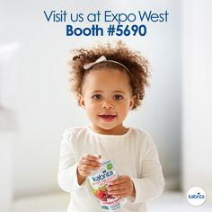 Just one more sleep till #ExpoWest! Come visit us at booth #5690 all weekend to chat the benefits of goat milk and try Kabrita Goat Milk Yogurt & Fruit!