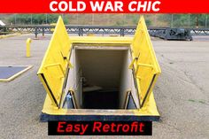 6 Safe, Strong—and Chic—Bomb Shelters You Can Buy Now