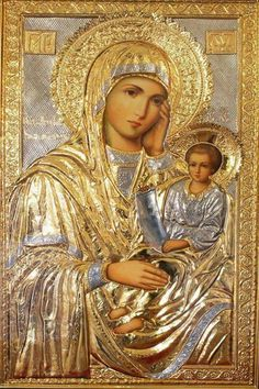 Total Consecration of oneself to Jesus Christ, Wisdom Incarnate, through the hands of Mary according to St. Louis Marie de Montfort: Day December Note: Preparation for Consecration on the feast of the Immaculate Conception on December Blessed Mother Mary, Divine Mother, Blessed Virgin Mary, Religious Icons, Religious Art, La Madone, Catholic Pictures, Christian Artwork, Queen Of Heaven