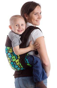Nosidełko ergonomiczne TODDLER Tula - Kangurkowo - Najlepsze Chusty do Noszenia Dzieci i Nosidełka dla Dzieci