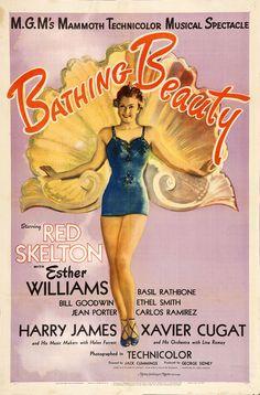 Escuela de Sirenas (Bathing Beauty), de George Sidney, 1944