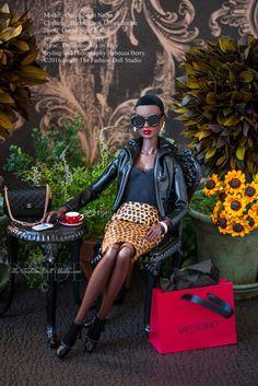 ©2016 Inside The Fashion Doll Studio - Fall Fashion Week