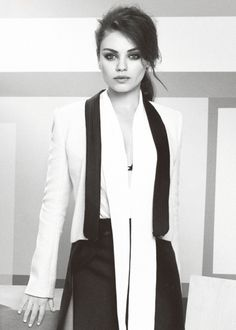 Mila Kunis is absolutely gorgeous!