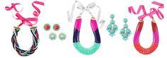 Monogram Accessories, Costume Jewelry and Necklace – Swell Caroline