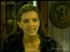 Laura Flores como Maria Fernanda de Santiago em Gotinha de Amor, Brasil - Cap 9