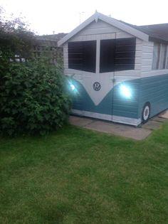 VW Shed #kombilove brilliant