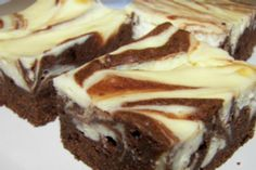 Easy Dessert recipe for Marbled Cheesecake Brownies