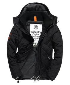 Superdry Quilted Windcheater