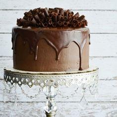 tristan welch dark chocolate and parsnip cakes recipe dark chocolate ...