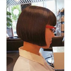 It was Kevins' first day back at the office.. Sporting his freshly styled sharp bob cut, some of the other men in the office were already paying attention to him like this.. He loved being iffeminate