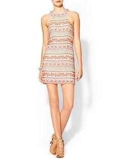 Parker Mariah Silk Dress   Piperlime $374.00