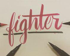 Louis Pellissier | Brush lettering http://instagram.com/leguste