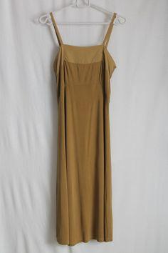 cocon.commerz PRIVATSACHEN EXEMPLAR Unterkleid aus Seide in gelb  Größe 2