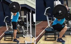 Squat box, Height Question