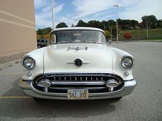 1955 Olds | 1955 Oldsmobile Holiday 88 Picture 3