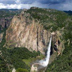 Basaseachic Falls Mexico, Cascada de Basaseachic Mexico