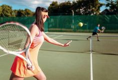 Buy Couple playing tennis on outdoor court by on PhotoDune. Couple playing tennis on outdoor court. Tennis Scores, Pro Tennis, Tennis Games, Tennis Bag, Tennis Tips, Tennis Clothes, Tennis Racket, Tennis Doubles, Tennis Match