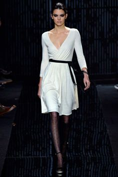 Diane von Furstenberg Fall 2015 Ready-to-Wear Fashion Show Fashion Show Review