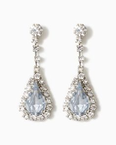 Stones of Royalty Earrings | UPC: 410006643390 #charmingcharlie #acharmedwedding