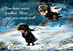 Good Morning Quotes Discover NEVER ALONE.(Item Print Magnet or Greeting Cards by Nino Chakvetadze . Choose Card & Magnet Combo to save money.perfect as Gits . Purchase Card, Printed Magnets, Websites Like Etsy, Postcard Size, Way To Make Money, Digital Image, Fine Art Paper, Note Cards, 5 D
