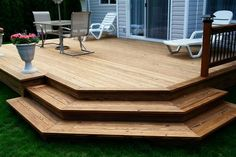 creative deck designs