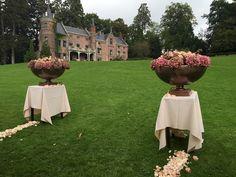 Kasteel Breivelde, Zottegem (Oost-Vlaanderen) Castle Weddings, Wedding Locations, Romance, Italy, Table Decorations, Homes, Castles, Romance Film, Romances