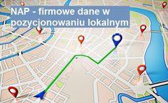 Internetowe mapy pomagają...zobacz gdzie zamieścić dane. https://www.marketsmart.pl/nap-firmowe-dane-pozycjonowaniu-lokalnym-google/
