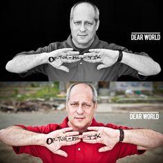 Op-tuh-mis-tik @ Dear World