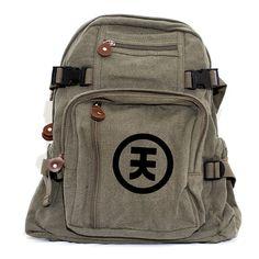 Backpack Canvas Backpack Camera Bag Laptop by mediumcontrol