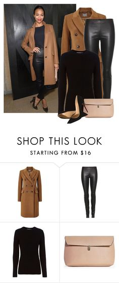 """Untitled #6176"" by cassandra-cafone-wright ❤ liked on Polyvore featuring Phase Eight, The Row, rag & bone, Boohoo and Christian Louboutin"