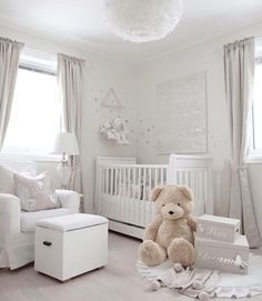 23 Cutest Nursery Decor Inspirations For Your Baby Boy.Latte nursery inspiration Petit Tresor Best Picture For baby room decoracion cuarto bebe For Your Taste You are looking for something, and it is Baby Room Boy, Baby Boy Nursery Decor, White Nursery, Baby Bedroom, Baby Boy Nurseries, Baby Cribs, Nursery Ideas, Child Room, Baby Room Ideas For Girls