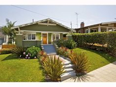 Gorgeous Craftsman complete and total restoration and remodel. From the foundation to the roof and in between.  This classic home has all the character and charm you expect from Mission Hills & all the upgrades you could want. Enjoy summer evenings relaxing on the classic front porch & watch the fireworks & Pt. Loma lights off in the distance and even a peek water view. Private backyard is great for kids with room for a swing & a shaded/fenced dog run. http://www.own-sd.com 858-222-4321 ext…