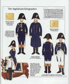 Ingegneri-geografi Ufficiali 1812