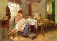 Carlton Alfred Smith (British, 1853-1946)