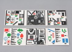 cd by niessen & de vries Book Design, Cover Design, My Design, Graphic Design, Sign System, Package Design, Lp, Grid, Editorial