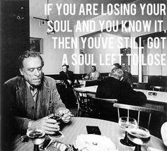 25 lessons from Charles Bukowski | Art-Sheep | Art-Sheep
