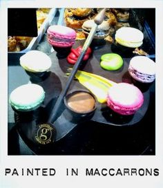 Paris maccarrons