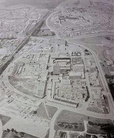 Basildon Town Centre 1979, before Eastgate and Savercentre.