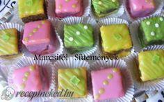 Puncs mignon recept fotóval Hungarian Cuisine, Hungarian Recipes, Hungarian Food, Amazing Food Decoration, Cake Recept, Cheesecake, Deserts, Muffin, Pudding